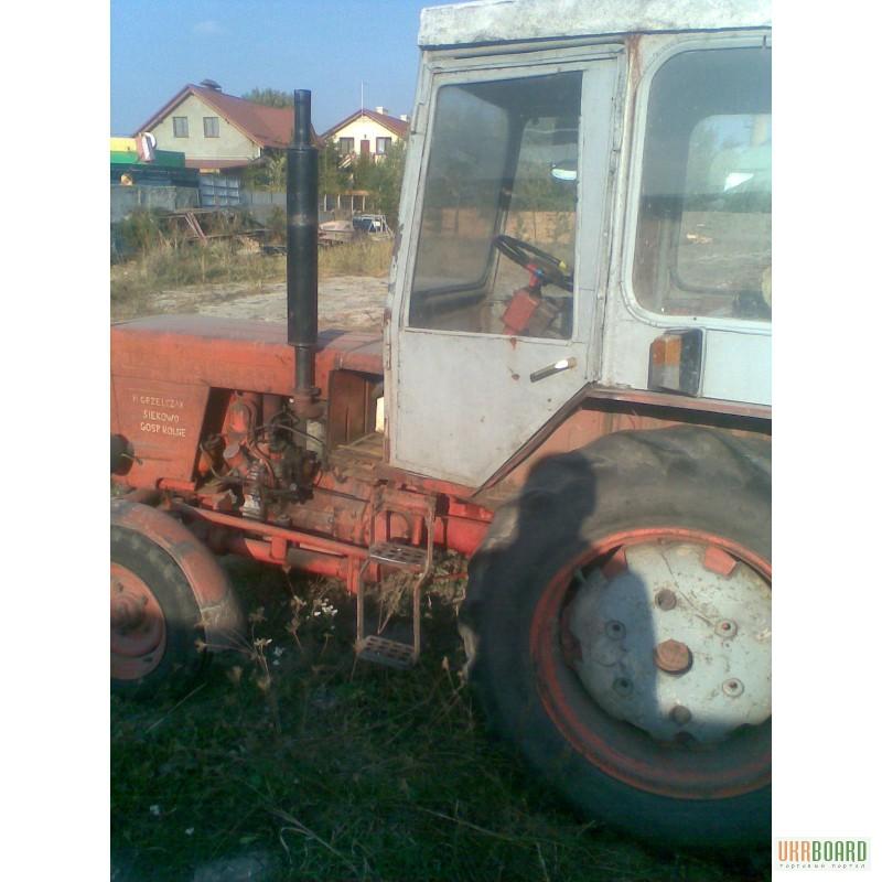 ДТ-75   Волгоградский тракторный завод