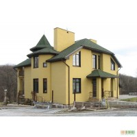 Архитектурное проектирование коттеджей. Дизайн фасадов.