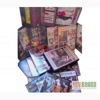 DVD фильмы, DVD сборники, DVD диски компания Ukraine DVD