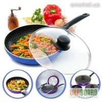 Набор сковородок с антипригарным покрытием Spider Pan (Спайдер Пан)