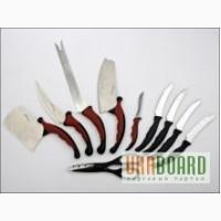 Набор ножей Контур Про + магнитная рейка в подарок