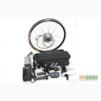 Мотор колеса для велосипеда, передние, задние, разной мощности и размера.
