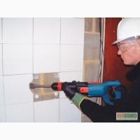 Демонтажные работы Киев. Резка бетона. Снос строений.