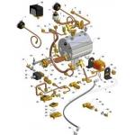 Капитальный ремонт кофе-машин и кофеварок, профессионального оборудования и полупрофесс