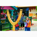 Аттракцион новинка Angry Birds для развлечения деток и взрослых