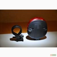 Задний велостоп с лазерной дорожкой,стоп сигнал,Led laser