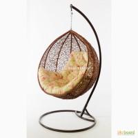 Плетеное кресло кокон