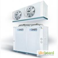 Холодильные агрегаты.моноблоки и сплит системы среднетемпературные или низкотемпературные