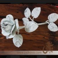 Продам кованая роза