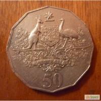 50 центов Австралия