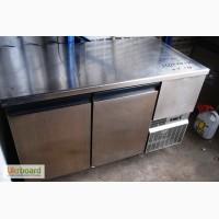 Стол холодильный б/у для общепита две двери