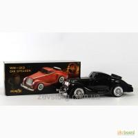 Портативная колонка SPS 313 RETRO CAR с MP3