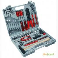 Набор ручного слесарного инструмент 141шт. Top Tools 38D223