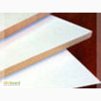 МДФ ламинированная 10 мм, 16 мм, 19 мм для кухонных фасадов