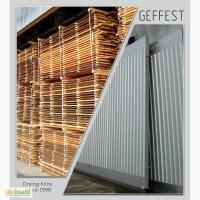 GEFEST - современные сушильные камеры и комплексы для сушки древесины высокого качества