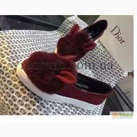 Тапочки Dior с ушками 38 размер