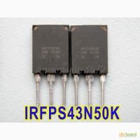 Транзисторы IRFPS43N50K, 500 V, 540 Вт