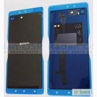 Продам крышку заднюю аккумулятора Sony Xperia M5 Dual E5633/ E5653 (Black), оригинал