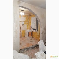 Демонтаж стен все демонтажные работы алмазная резка бетона сверление дырок вырезка проемов