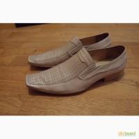 Туфли кожаные Vladis