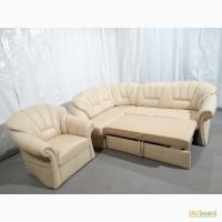 Мебель с натуральной кожи