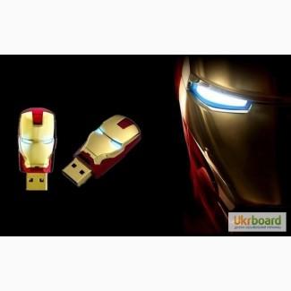 USB флешка Железный Человек (8ГБ)