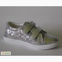Туфли для девочек Том.м арт.B-0562-E silver