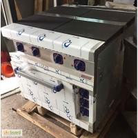 Плита электрическая 4-х конфорочная Абат ЭП-4ЖШ новая