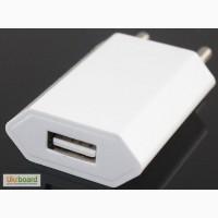Адаптер питания USB для смартфонов, планшетов и другой электроники, 220 в 5 Вольт, 1 Ампер