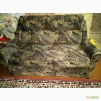 Мягкий уголок б/у (диван + 2 кресла)