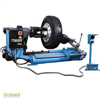 Шиномонтажный станок для колес грузовых автомобилей BEST TR26