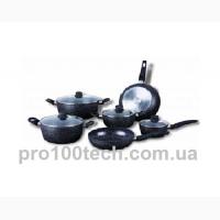 Набор посуды кастрюль Royalty Line RL-T010 10 pcs ! Швейцарское качество