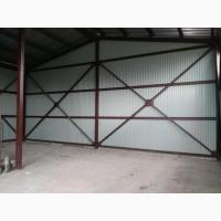 В аренду склад в Киевской области в г.Ирпень площадью 120 м.кв., высота 5 метров