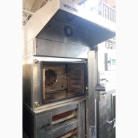 Печь пекарская комбинированная б/у Wachtel, модульная печь