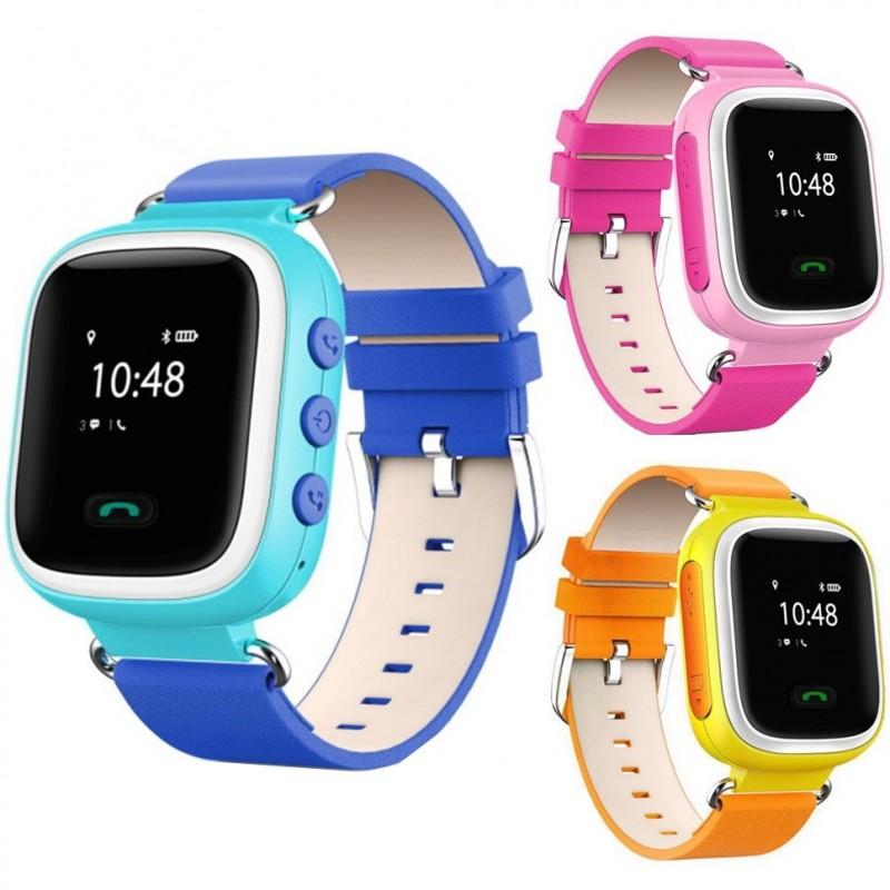 Продам купить детские умные часы с GPS трекером Smart Baby Watch Q60 ... 9f5f552c67ead