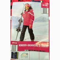 Зимний лыжный термо- костюм Alive Германия 98/104