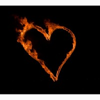 Огненные инсталляции (огненное сердце, надписи и прочее)