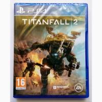 Titanfall 2 PS4 НОВЫЙ диск / РУС версия