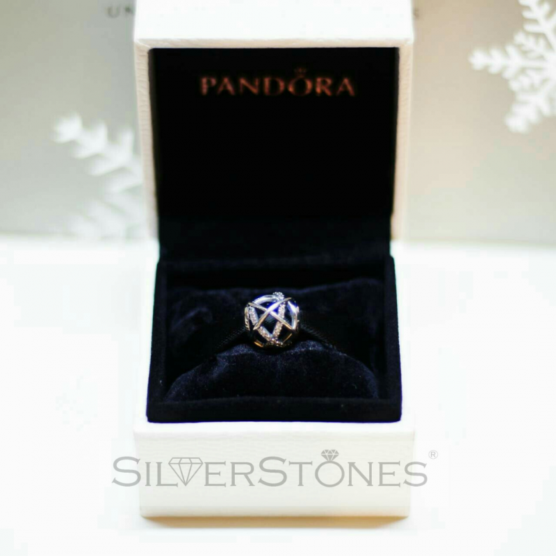 Фото 2. Скидки! Оригинал Pandora Пандора шарм бусина Галактика арт. 791388CZ