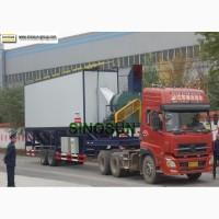 Мобильный Асфальтобетонный Завод Sinosun 120 Tн/ч