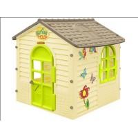 Игровой домик для детей Лесной коричневый