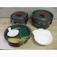 Продам набор туристической посуды для 2-3чел.НОВЫЙ