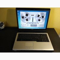 Ноутбук с большим экраном 17.1 Toshiba Satellite L350