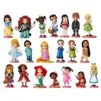Фигурки принцесс Дисней аниматор в детстве - поштучно