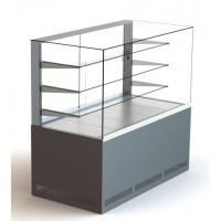Холодильная витрина ВХК КУБ 1.2 Д Айстермо