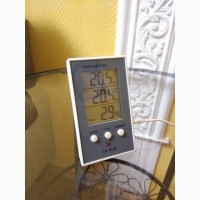 Домашняя метеостанция CX-201A (термометр, влагомер, гигрометр)