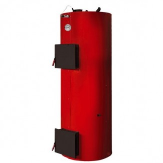 Бытовой твердотопливный котел длительного горения RedLine 30 кВт