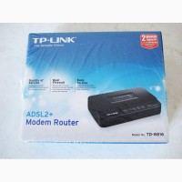 Модем - Роутер ADSL 2+ TP-Link TD-8816 для Интернет
