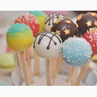 Кейк- попсы - тортики на заказ