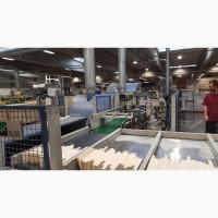 Оборудование для сращивания древесины Weinig Grecon CombiPact